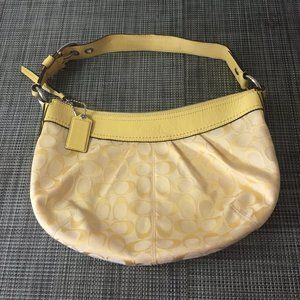 Coach handbag/shoulder bag